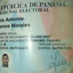 Luis Ramos Cedula